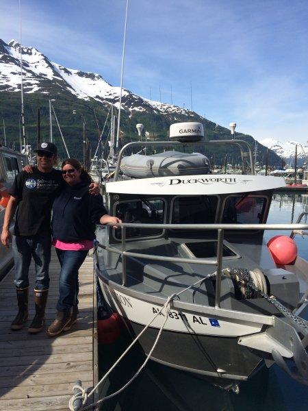 Whittier alaska fishing charters halibut fishing in for Anchorage alaska fishing charters
