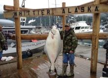Lingcod Fishing Whittier Alaska