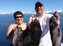 Rockfish Charters in Whittier Alaska