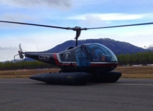 Helicopter Tours in Whittier Alaska
