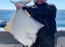 Halibut Fishing Whittier Alaska