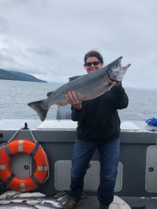 Salmon Charters in Whittier Alaska