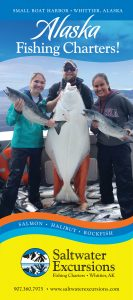 Halibut Charters Whittier Alaska