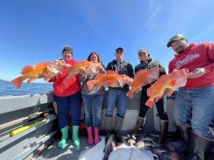 Fishing Charters in Whittier, Alaska